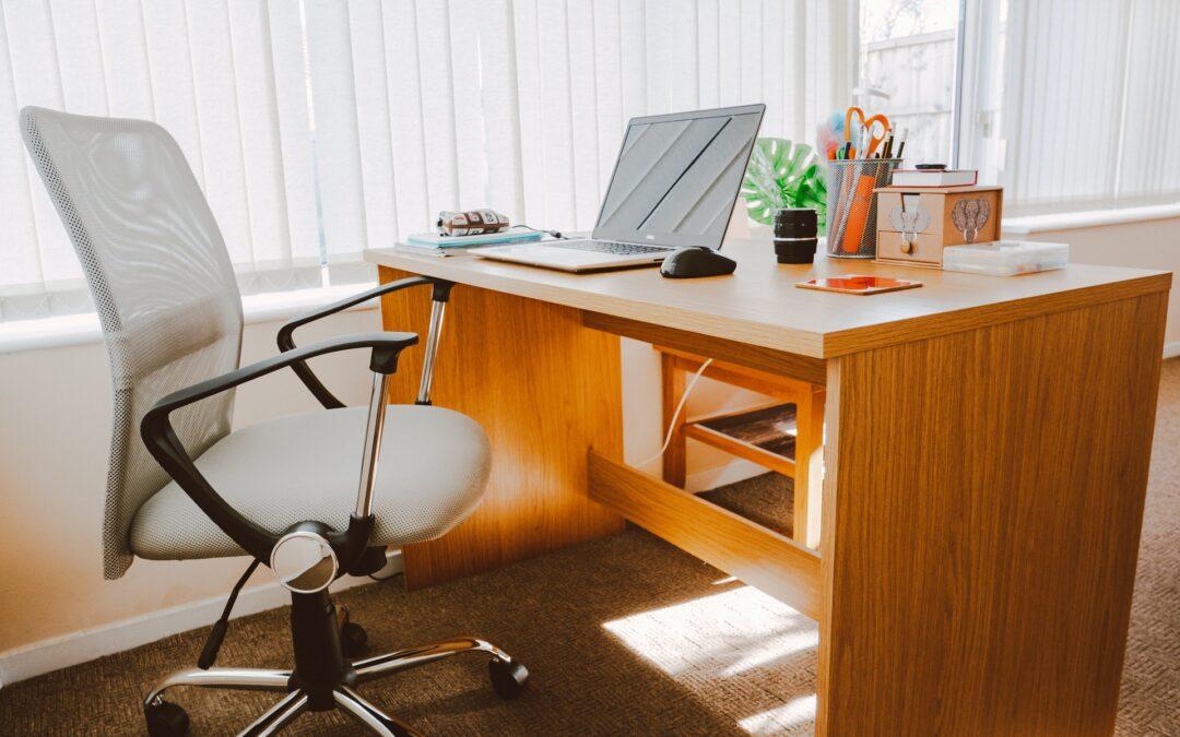 Sådan kan du indrette det perfekte sted til at arbejde eller studere