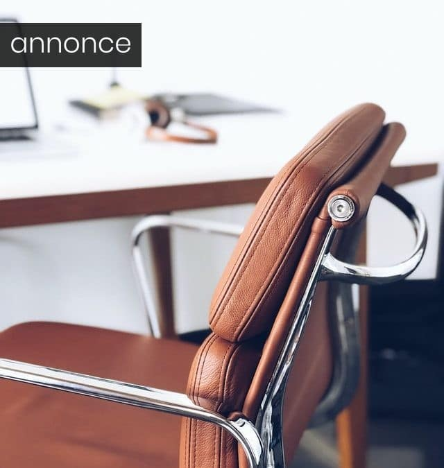 Gør dine arbejdstimer mere behagelige med en kontorstol fra Kontorinventar